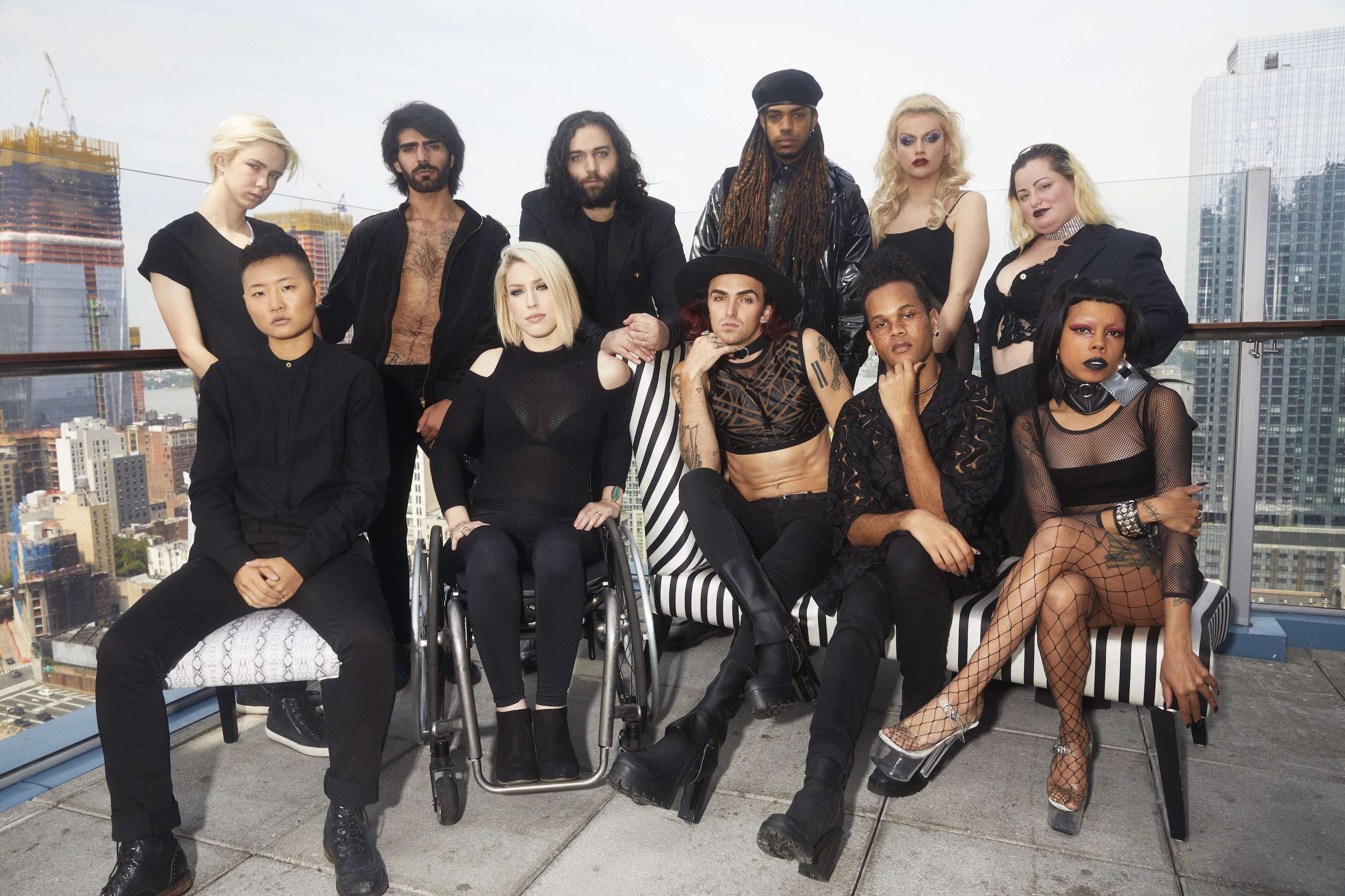 Zandwagon: The Queer Model Management Company Breaking All the Rules
