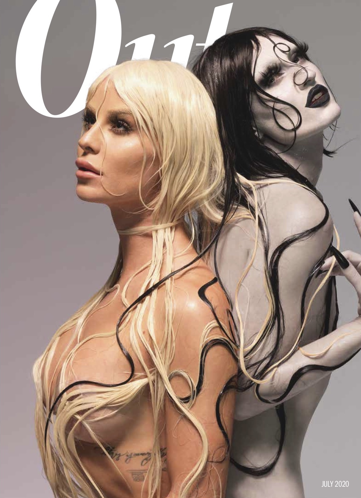 Gigi Gorgeous and GottMik Out cover