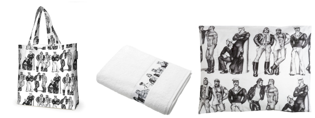 Tom Of Finland Home Objects