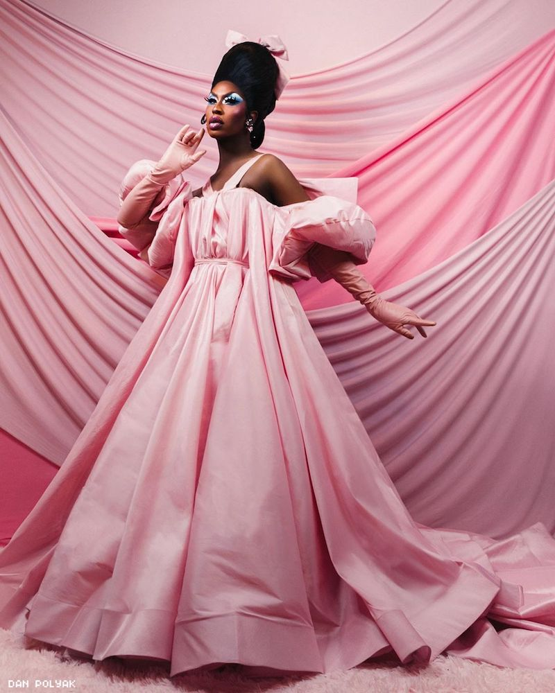 Shea Coulee in final look