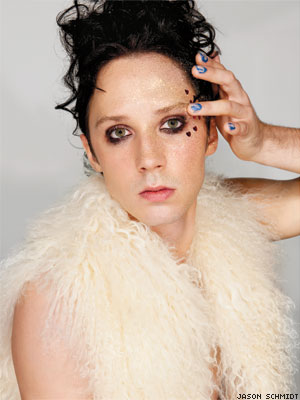 Out100 2010: Johnny Weir