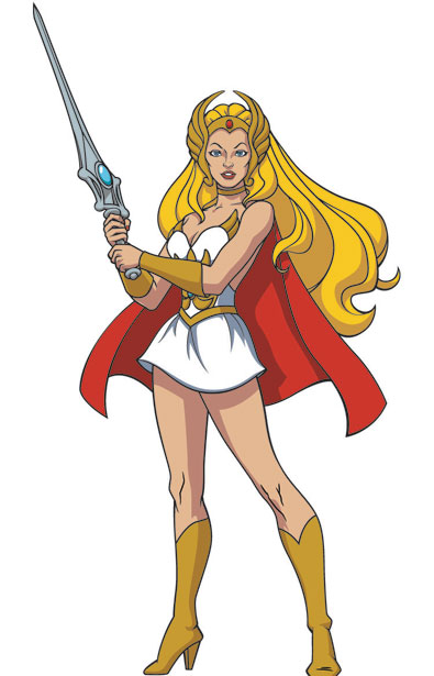 Catching Up With the Voice of She-Ra, Melendy Britt