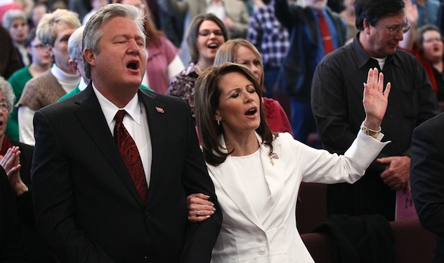 Michele Bachmann No Longer Fielding Questions on Homosexuality