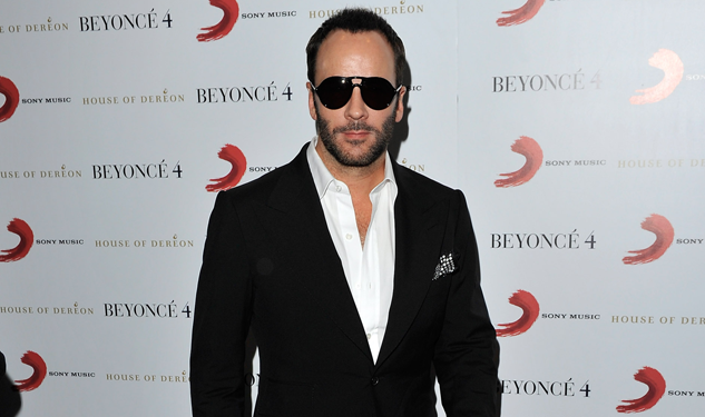 """Tom Ford Thinks """"We're All On Some Sort of Sliding Scale"""" in Terms of Sexuality"""