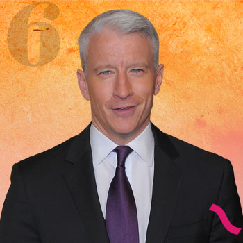 The Power List: ANDERSON COOPER