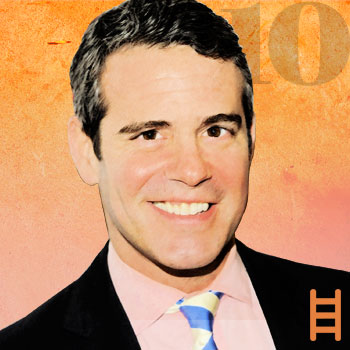 The Power List: ANDY COHEN
