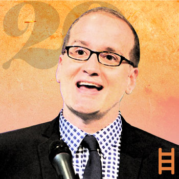 The Power List: CHAD GRIFFIN