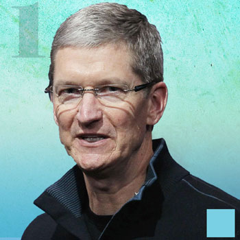 The Power List: TIM COOK