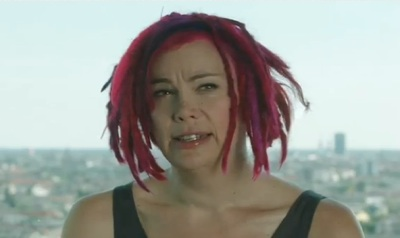 Have You Seen Lana Wachowski In Her Small-Screen Debut?