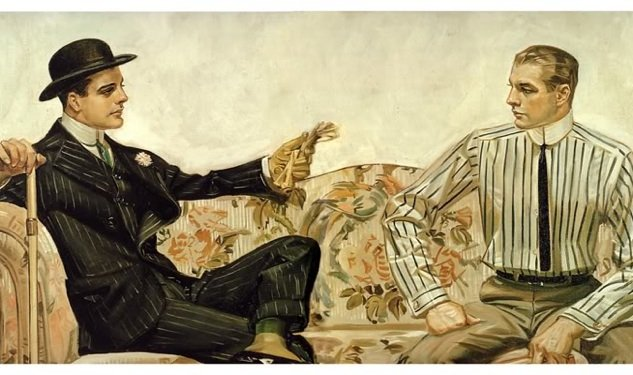Rediscovering J.C. Leyendecker & the Creation of the Perfect American Male
