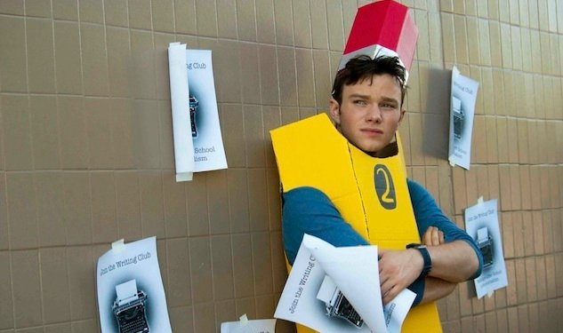 Chris Colfer Strikes Us With New Film and Book