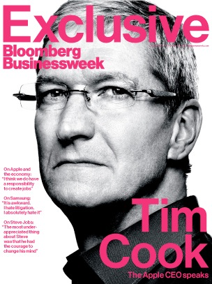 Apple CEO Tim Cook Finally Takes Questions