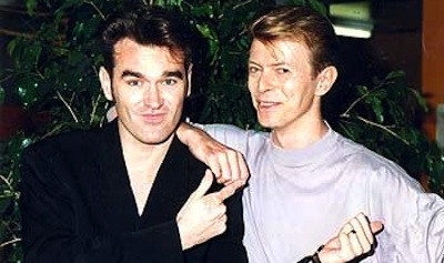David Bowie Refuses to Let Morrissey Use His Image