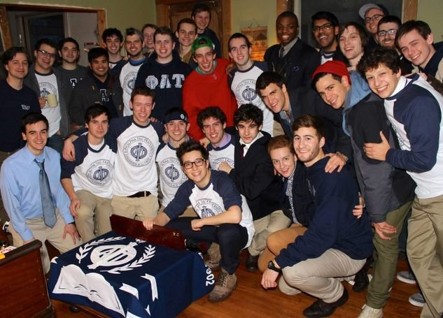 Boston Fraternity Raises Money for Trans Brother