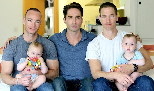 Michael Lucas on Gay Men in the Promised Land