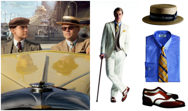 Get The Gatsby Look