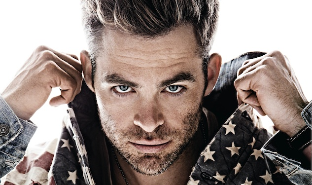 10 Things We Learned from Chris Pine