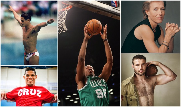 National Gay & Lesbian Sports Hall of Fame's Inaugural Class Announced