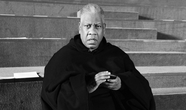 André Leon Talley Is Not 'Gay'