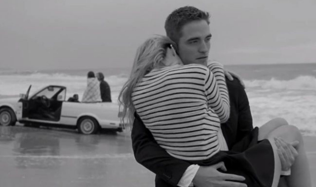 WATCH: Robert Pattinson For 'Dior Homme' (Full Commercial)