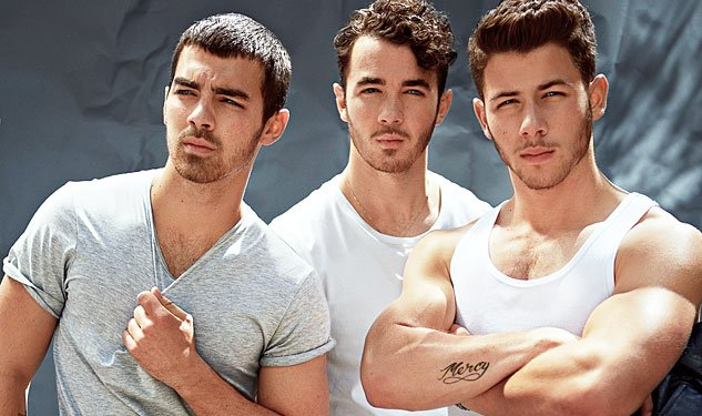 Jonas Brothers: All Grown Up