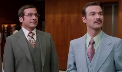 WATCH: Gay Man in Anchorman 2: The Legend Continues Trailer