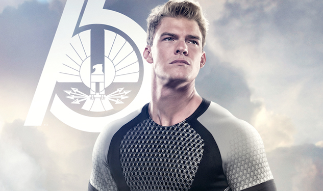 Catching Fire's Alan Ritchson Opens Up About His Underwear Modeling Past