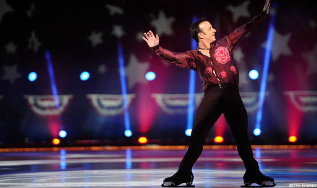 Olympic Ice Skater Brian Boitano Comes Out Ahead of Sochi