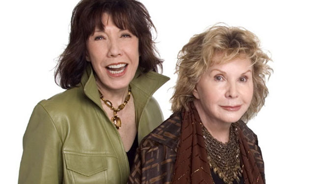 Lily Tomlin Marries Partner Jane Wagner