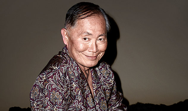 George Takei Is Sexually Versatile!