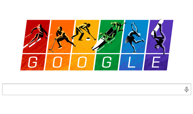 Google Comes Out in Support of Gays at the Olympics