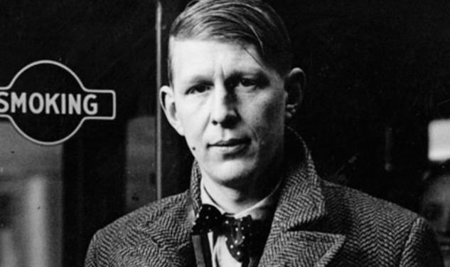Today in Gay History: WH Auden's Blowjob Poem