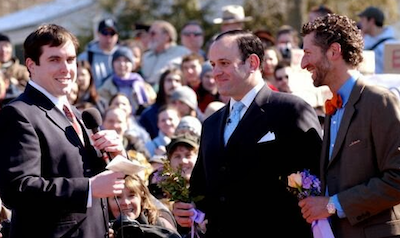 Today in Gay History: Mayor Jason West Illegally Married 24 Same-Sex Couples