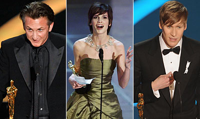 4 LGBT-Focused Oscar Acceptance Speeches That Got It Right