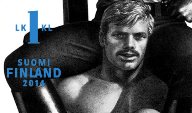 Tom Of Finland Featured On Finnish Postage Stamps