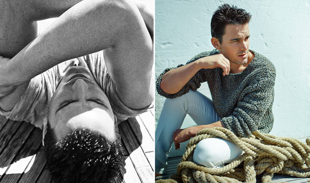 Matt Bomer On Montgomery Clift, Magic Mike & the End of White Collar