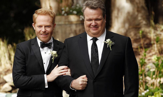 Cameron and Mitchell Finally Get Married on Modern Family
