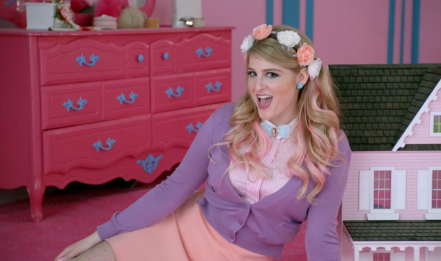 "Song of the Summer? Meghan Trainor Is ""All About that Bass"""