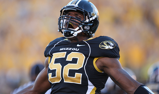 Michael Sam Signs Four-Year Contract With St. Louis Rams