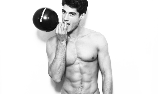WATCH: Dolce & Gabbana Male Models Hit On You (On Helium)