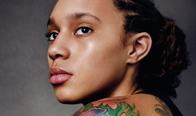 A Perfect Day: Brittney Griner's Phoenix