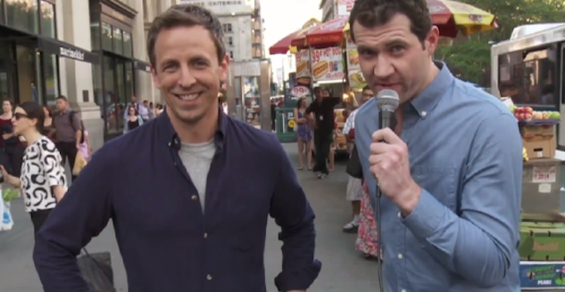 Billy Eichner Dishes on Emmys, Parks & Rec, and Being a Ryan Murphy Fanboy