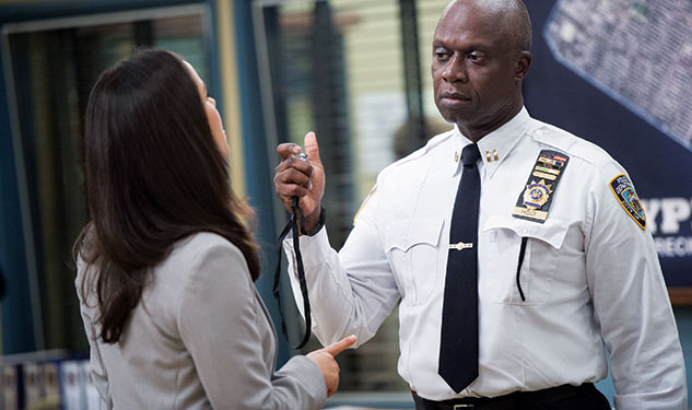 Catching Up With Brooklyn Nine-Nine's Andre Braugher