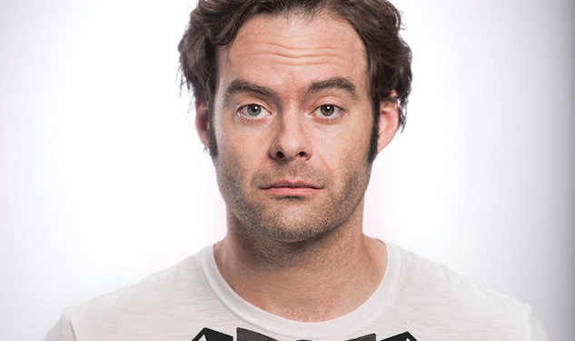 Bill Hader Excels as a Gay in New Film—Stefon Would Approve