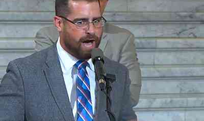 WATCH: Brian Sims Get Passionate Over Hate Crimes Bill