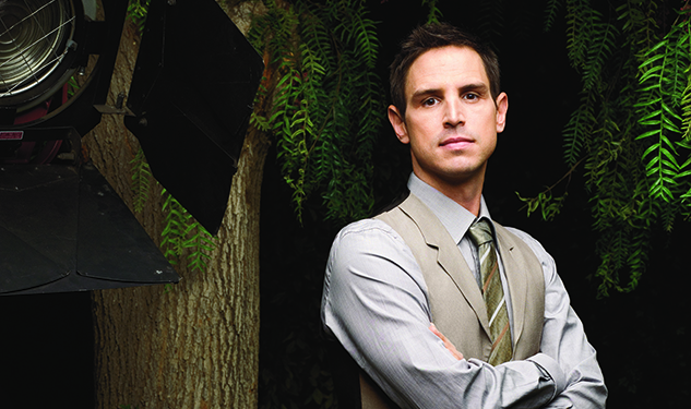 TBT: Greg Berlanti Is the Man Behind the Curtain