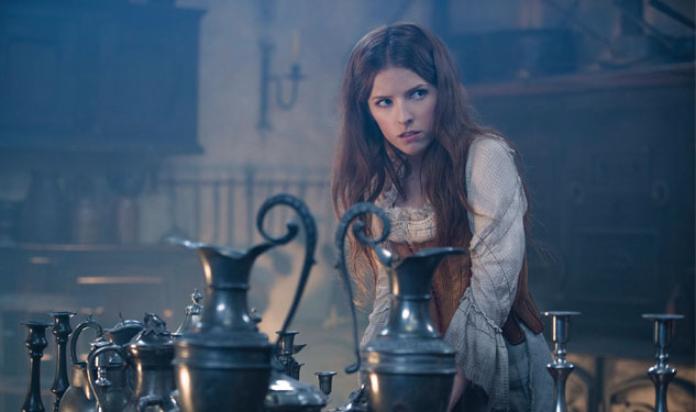 Anna Kendrick…Into the Woods and Full of Neuroses