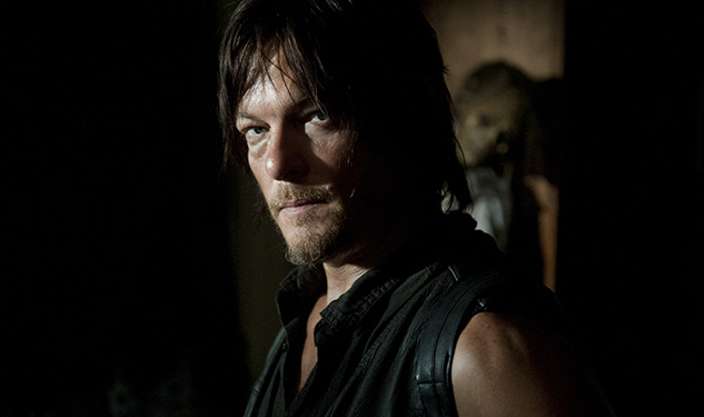 The Walking Dead's Daryl Dixon Is Straight