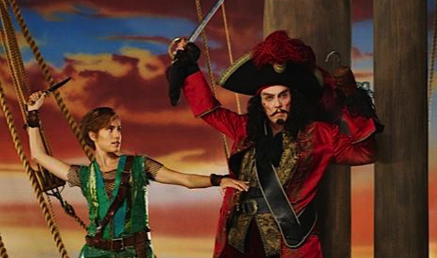The Gay Guide to Peter Pan Live!