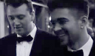 Sam Smith's Dating a Guy From His Video